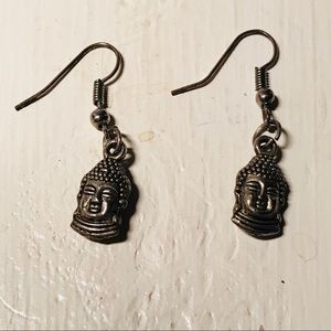 Jewelry - 🌟6/$25🌟 Zen Buddha Tibetan drop earrings